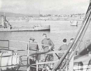 US-Schiffe in Island 1941