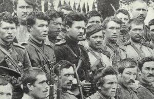 Soldaten des Zaren