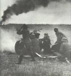 37-mm-Pak 36 im Gefecht