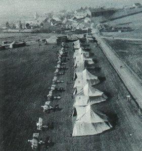 Flugplatz von Jasta 2.