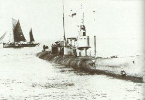 K-Klassen U-Boot
