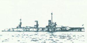 Schlachtschiff Petropawlowsk