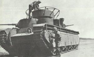 verlassener T-35