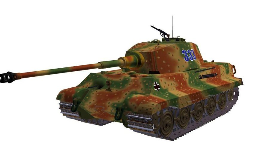 PzKpfw VI Ausf.B Königstiger (Henschel)