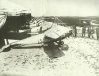 Feldflugpatz des Royal Flying Corps