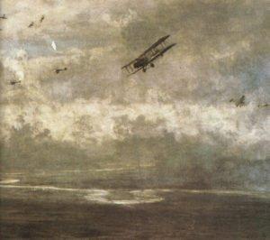Luftschlacht über der Westfront