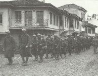 Französische Soldaten Monastir