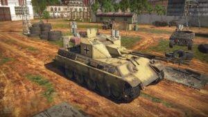Flak-Panzer Coelian