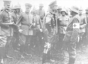 Befehlshaber der deutschen Fünften Armee vor Verdun, Kronprinz Wilhelm