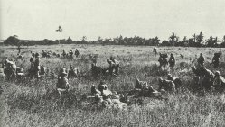 Deutsche Soldaten in Ostafrika