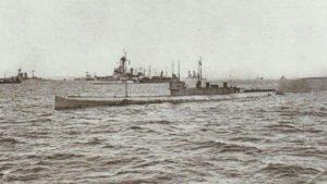 'K'-Klasse Unterseeboot