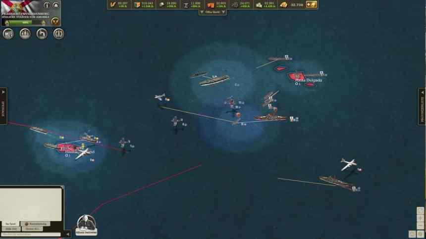 Seeschlacht bei Porta Delgadia