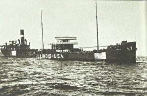 US-Handelsschiff 'Illlinois'
