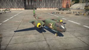 Arado Ar 234 C-3 in War Thunder
