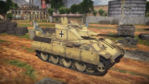 Fla-Panzer Coelian in War Thunder
