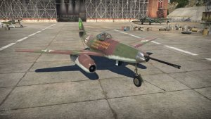 Me 262 A-1/U4 in War Thunder