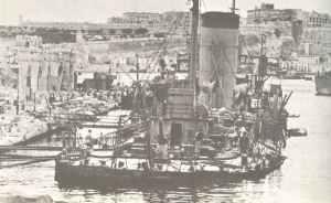 Marinetanker 'Plumleaf'
