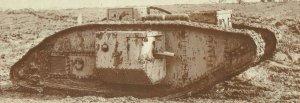 Mark IV Tank