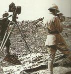 italienischer Militärfotograf