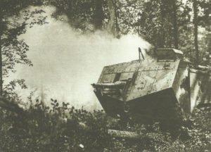Saint-Chamond-Panzer