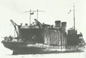 Wasserflugzeugträger Empress