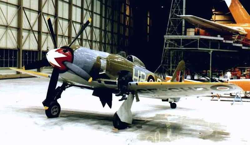 Hawker Sea Fury FB Mk 11