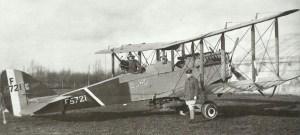Airco DH-4-Bomber