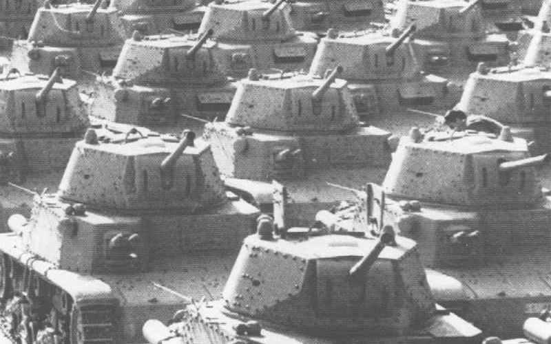 Rüstungsproduktion Achsenstaaten