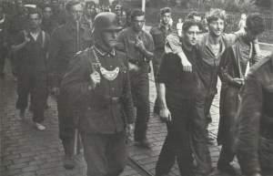 Kriegsgefangene Dieppe