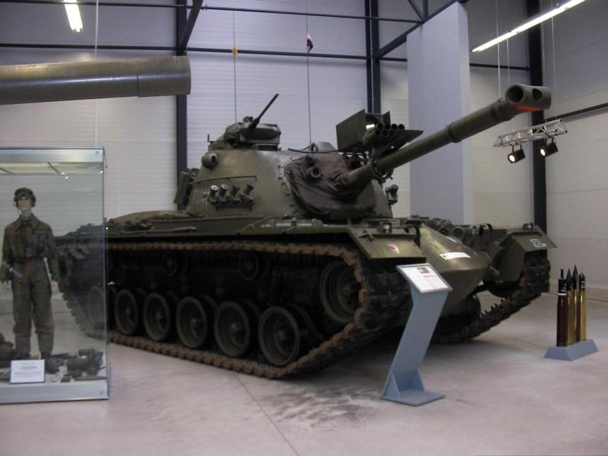 M48A2GA2 Kampfpanzer