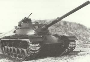 Modernisierter M48A2