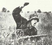 SS-Untersturmführer der Totenkopf-Division