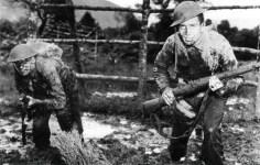 US-Rangers bei einer Übung