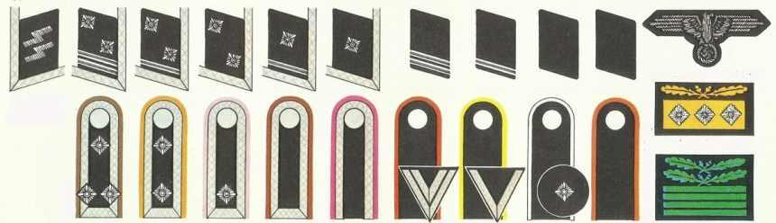 Waffen-SS-Rangabzeichen
