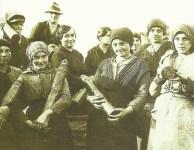 italienische Rüstungsarbeiterinnen