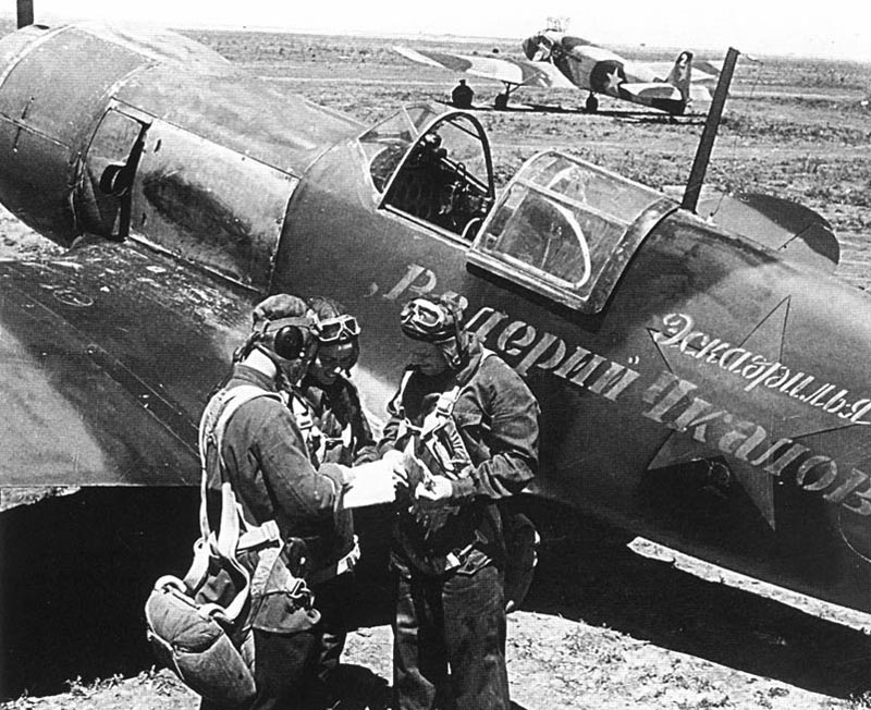 La-5-Jäger