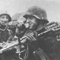MG34-Schütze