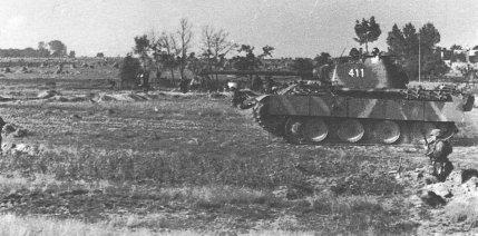 Wiking-Division bei Warschau 1944