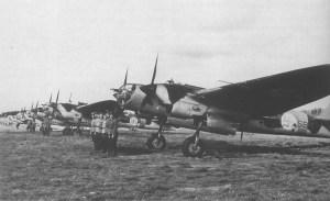 Finnische SB-Bomber