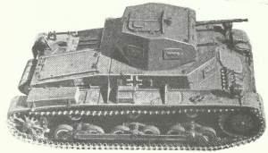 PzKpfw II Ausf. a/1