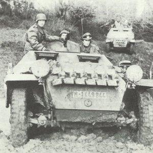deutsche motorisierte Kolonne
