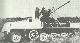 3,7-cm-Flak43 L/89 auf sWS