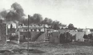 Luftangriff auf den Flughafen von Tunis