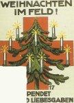 Weihnachten im Feld 1917