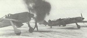 Jäger und Jabos vom Typ Focke-Wulf Fw 190