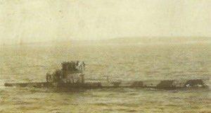 britische Unterseeboot E11