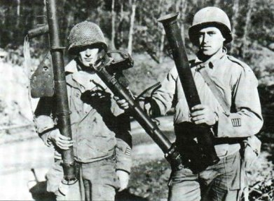 Bazooka M1 und M9