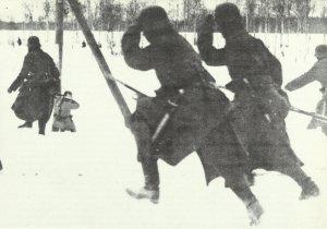Deutsche Soldaten Ostfront 1918