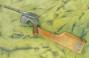 Mauser-Pistole Modell 1912