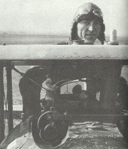 US-Flieger Edward Rickenbacker,